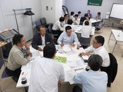 「福山市人口ビジョンにもとづく施策」福山支部政策環境委員会5月度勉強会