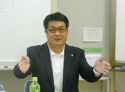 「みんなが働ける良い会社を目指して」福山支部E地区5月例会