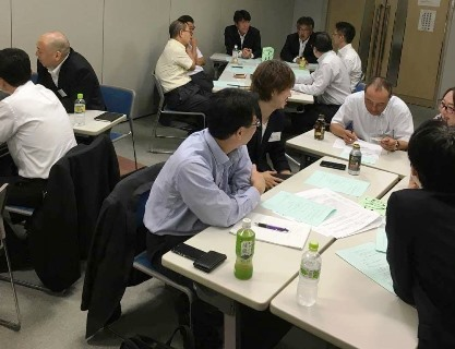 「32年間の反省が、33年目の挑戦に繋がった」広島東支部南①地区会Cグループ7月例会