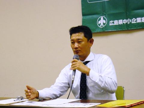 「山本屋の挑戦!」尾道支部9月例会