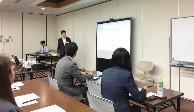 「3S活動を通して、会社を活性化しよう!」広島西支部佐伯地区10月例会