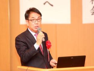 尾道支部 新春講演会&互礼会 講師:尾道市長 平谷祐宏 氏