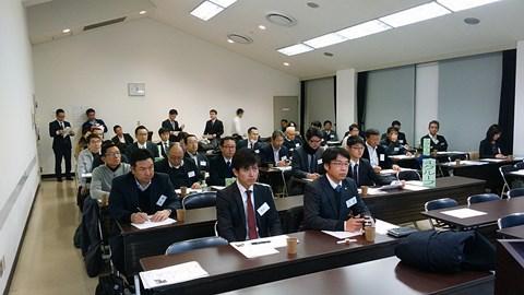 『家業ではなく企業』~社員が夢を持ち長く働けるために~広島東支部南①B例会