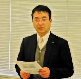 憲章・条例推進&県政策委員会 合同学習会 中小企業の見地から展望する日本経済ビジョン 報告者