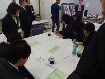 「新入社員研修1日コースを開催」福山支部バリアフリー委員会
