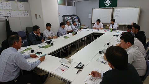 「福山での条例づくり」福山支部政策環境委員会