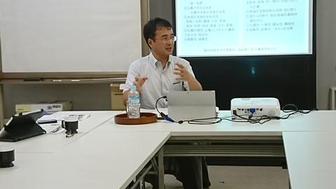 「中小企業の見地から展望する日本経済ビジョンとは!?」福山支部政策環境委員会