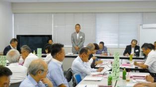 第14回県商工労働局幹部の皆さんとの懇談会 人材問題を意見交換