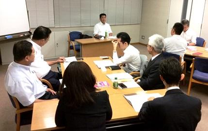 「わが社がRUNに参加して変わったこと」広島西支部廿日市大竹地区会