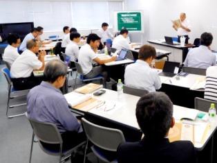 ひろしま経営指針塾 第3講 開催 経営理念を成文化して社内外に発信しよう