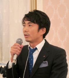第45回青年経営者全国交流会in茨城 テーマ「語れ夢!ぶつけよ思い!弘めよ我らの志」 広島同友会から53名が参加しました