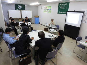 地域の資源を生かした仕事づくり〜尾道の事例に学ぶ〜 福山支部地域内連携推進委員会