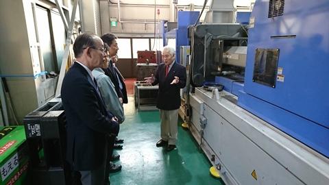 中国ビーエフ訪問 福山支部地球環境委員会