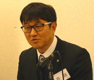 「私が同友会活動で学んできたこと」広島安佐支部ABC地区会合同例会
