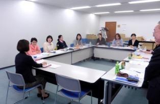 女性部会の経営指針セミナー 「本気で自社を良くしよう」