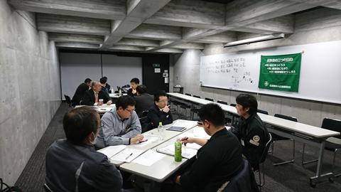 レベルアップ大作戦〜築けていますか信頼関係〜 福山支部P地区会