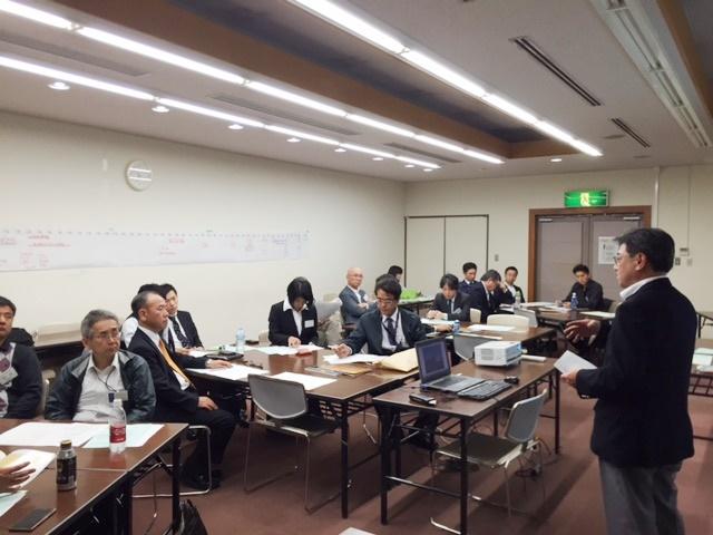 「『10年前の考えが、今の自社を形づくっている』という真実!」~広島西支部佐伯地区会4月例会