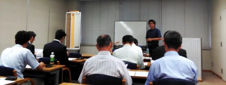 「2代目として・・・今できること、やらないといけないこと」広島西支部廿日市大竹地区会7月例会
