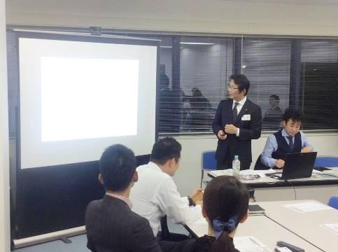 「企業は人。会社はプロフェッショナルな人材を育成することで成長する」広島中支部中②地区会11月例会