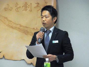 経営指針を創って見えたものとは 福山支部青年部会12月例会