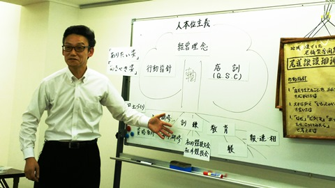「経営理念作成セミナー 第1講(3回シリーズ)」尾道支部経営労働委員会