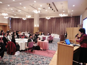 県女性部会交流会を開催 「良い会社をつくろう!」