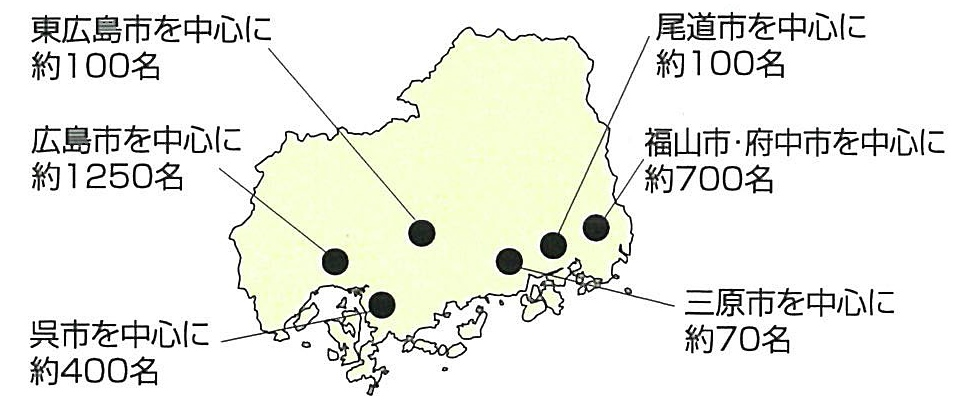 広島同友会地図