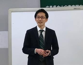フクビズ公開コンサル ~企業再生の貴公子あらわる~福山支部K地区会