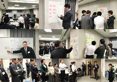 あなたの会社、身内がいて上手く機能していますか? ~「いい討論」を体験しながら、同族経営を考える~広島中支部中②地区会