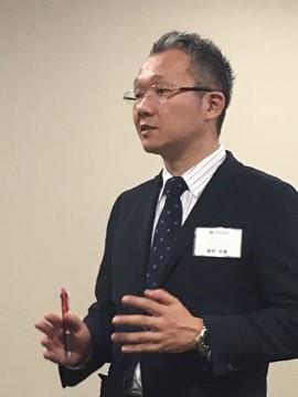 「学習塾「フジゼミ」の成長戦略を策定する」福山支部J地区