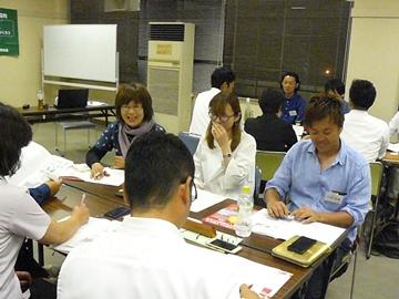 「発達障害に学ぶ人財育成」 尾道支部5月例会