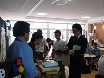 「あいサポート勉強会・福山北特支企業参観日」福山支部バリアフリー委員会
