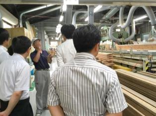 広島安佐支部 打合せ企業訪問にて~会社を良くするツールは「S」
