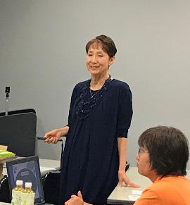 認知症サポーター養成講座 福山支部女性部