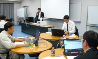 3支部合同企業変革支援プログラム 実践型勉強会を開催 Step2は「処方箋」