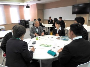 Bingο Jοb Lab ~福山大学学生と経営者の交流会