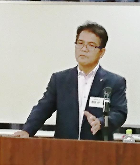 「イキイキした社会人をどう育てるか」(福山支部第5回福山市の経済と地域活性化を考える会)