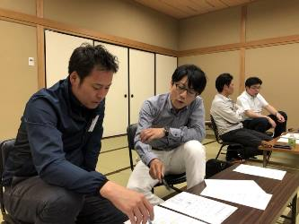 「目標達成シートに取り組む」~広島安佐支部青年部会6月例会