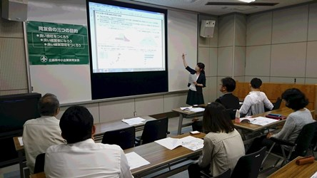 事業承継税制について~尾道支部政策環境委員会