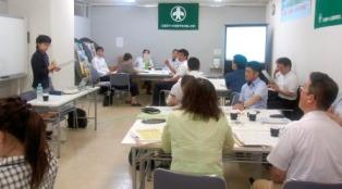 広島・福山・呉支部で開催 共同求人活動2020へ向けての勉強会