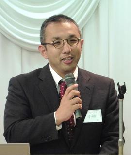 広島西支部20周年記念行事「たまご1個100円? 差別化しづらい常識を打ち破り、視点を変えて新たな価値をつくりだす」
