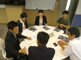 福山大学の学生と交流 ~第5回Bingo Job Labを開催
