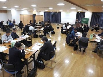 シリーズ「福山市の経済と地域活性化を考える会」が終了~福山支部