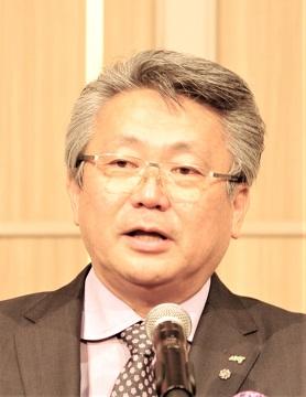 広島東支部創立20周年記念講演 「体現者に学ぶ! 経営と同友会活動は両輪の輪」