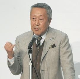 福山支部3月支部例会 資金ゼロから始まった「日本一のコールセンター」への挑戦