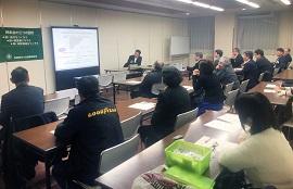 広島西支部佐伯地区会「サラリーマン生活24年独立して3年! やっと分かった!これが私の生きる道!介護保険業界の人手不足と従業員教育の課題」