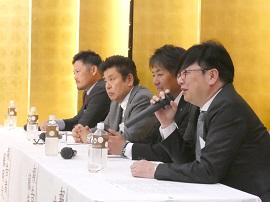 「歴代経営者大賞が語る、いまとこれから」~第37回福山支部定時総会 記念講演