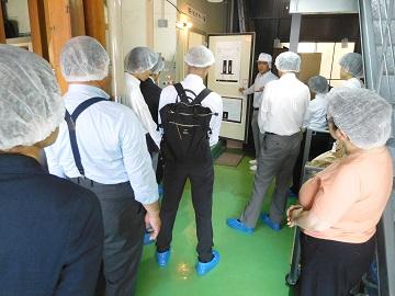 ちょっとした話③ 事務局一泊研修会は岡山へ 経営理念を五感に感じる二社を訪問しました!