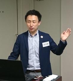 SDGsって何? 県内最初の勉強会開催~福山支部