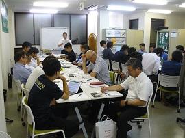 「経営計画の作り方、教えます」呉支部経営労働委員会